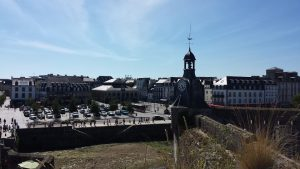 Concarneau centre ville-close